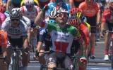 Viviani vince la prima tappa al Tour Down Under