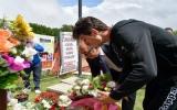 Il Giro d'Italia ricorda le vittime di Rigopiano