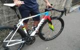 Video:la bicicletta che Valverde userà al Giro di Lombardia 2018