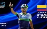 Video: Johan Esteban Chaves | Report 2016