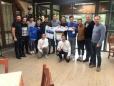 Yaroslav Popovich tiene a battesimo il primo ritiro della Bevilacqua Sport Ferretti