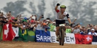 Video: Nino Schurter vince Mountain Bike - Men | Rio 2016 Olympic Games