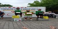Team Logistica Ambientale tre vittorie grazie alla famiglia Chinellato